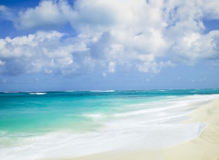 One moment in time, Anguilla